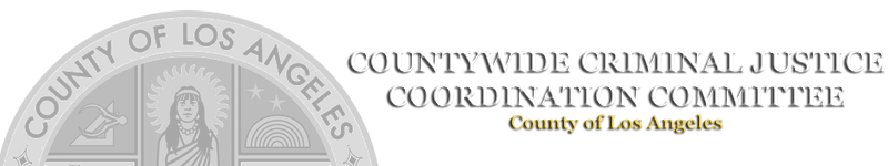 Countywide Criminal Justice Coordination Committee